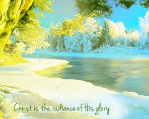 Christ is the Radiance