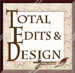 Total Edits & Design logo current