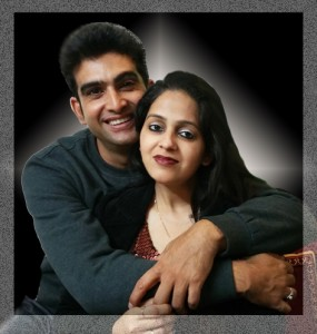 Vikas and Bhavna - 2015 anniversary for TED